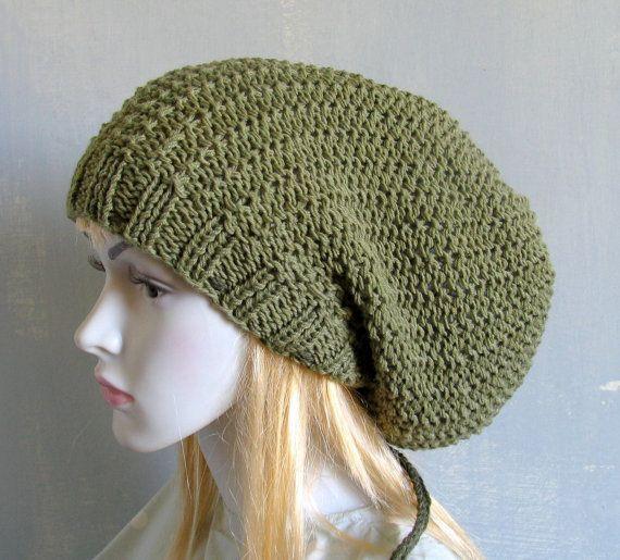 78595639270f6 Extra Large Slouchy Hat Men Women Teen Super Chunky Large Baggy Hand  Knitted Huge Boho Hat Rasta Cap XXL hat Dreadlock Knit Teen Slouch Hat