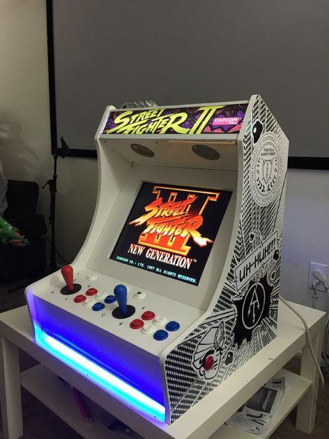 bartop arcade supreme ultimate arcade machine tech. Black Bedroom Furniture Sets. Home Design Ideas