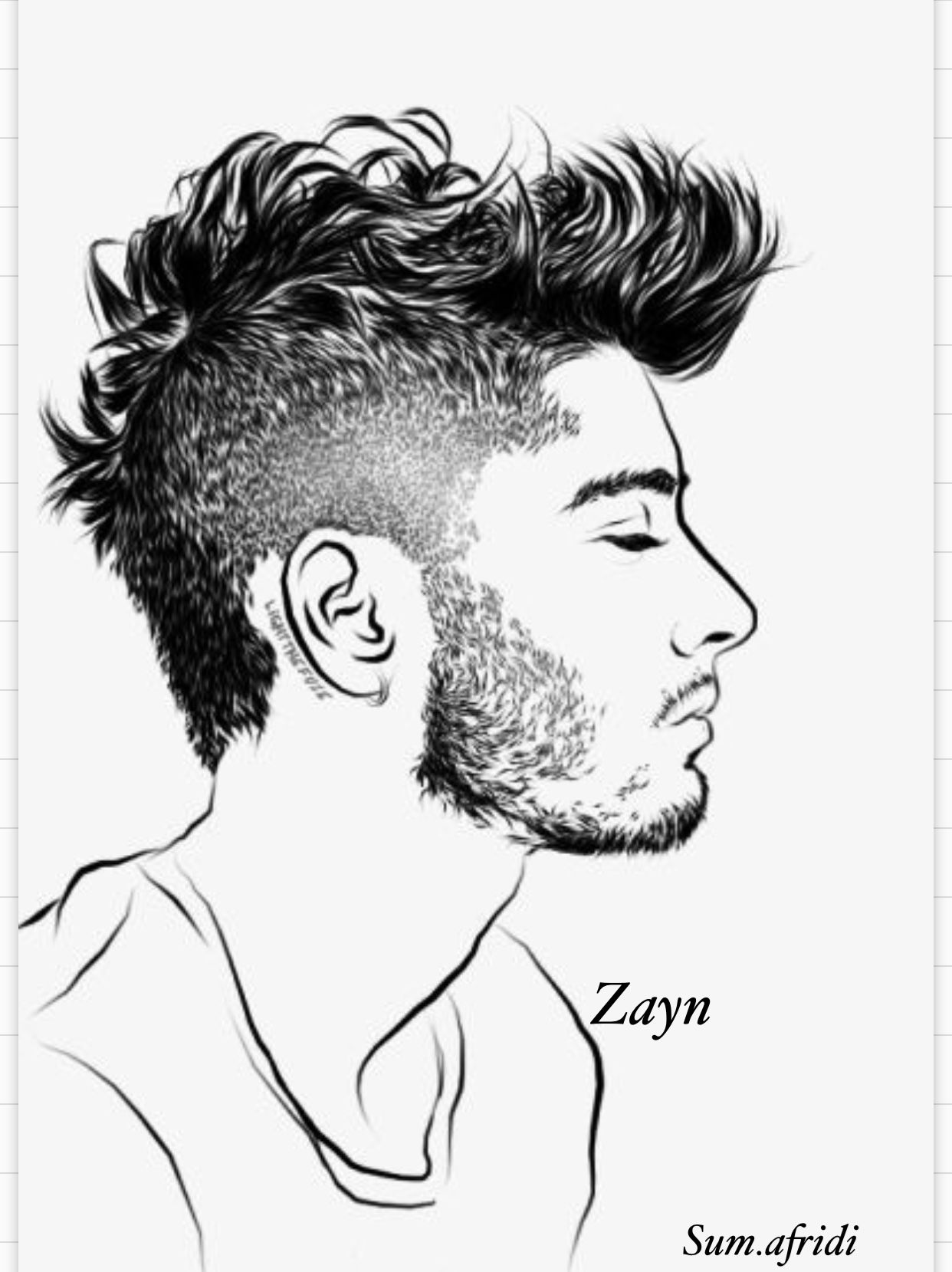 Lovely one direction drawings one direction fan art pencil drawings epic drawings