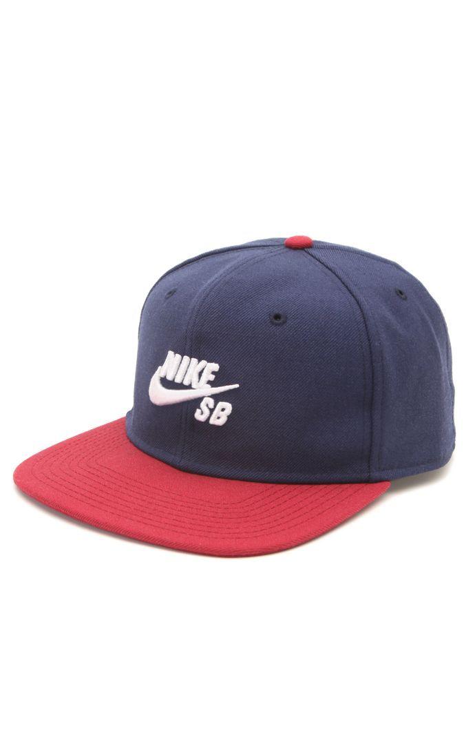 dd2005d5ff854 Nike Nike SB Icon Snapback Hat  pacsun