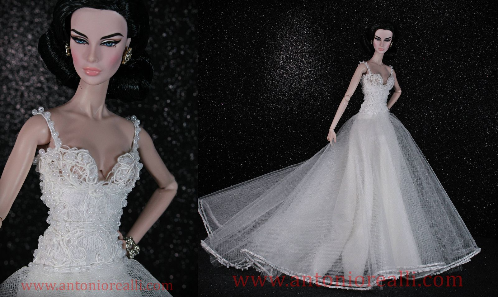 The lightbox wedding dresses  Flickr  muñecas novias  Pinterest