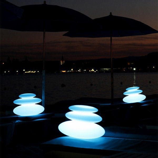 Original outdoor led lighting ideas portable led lamps light accents