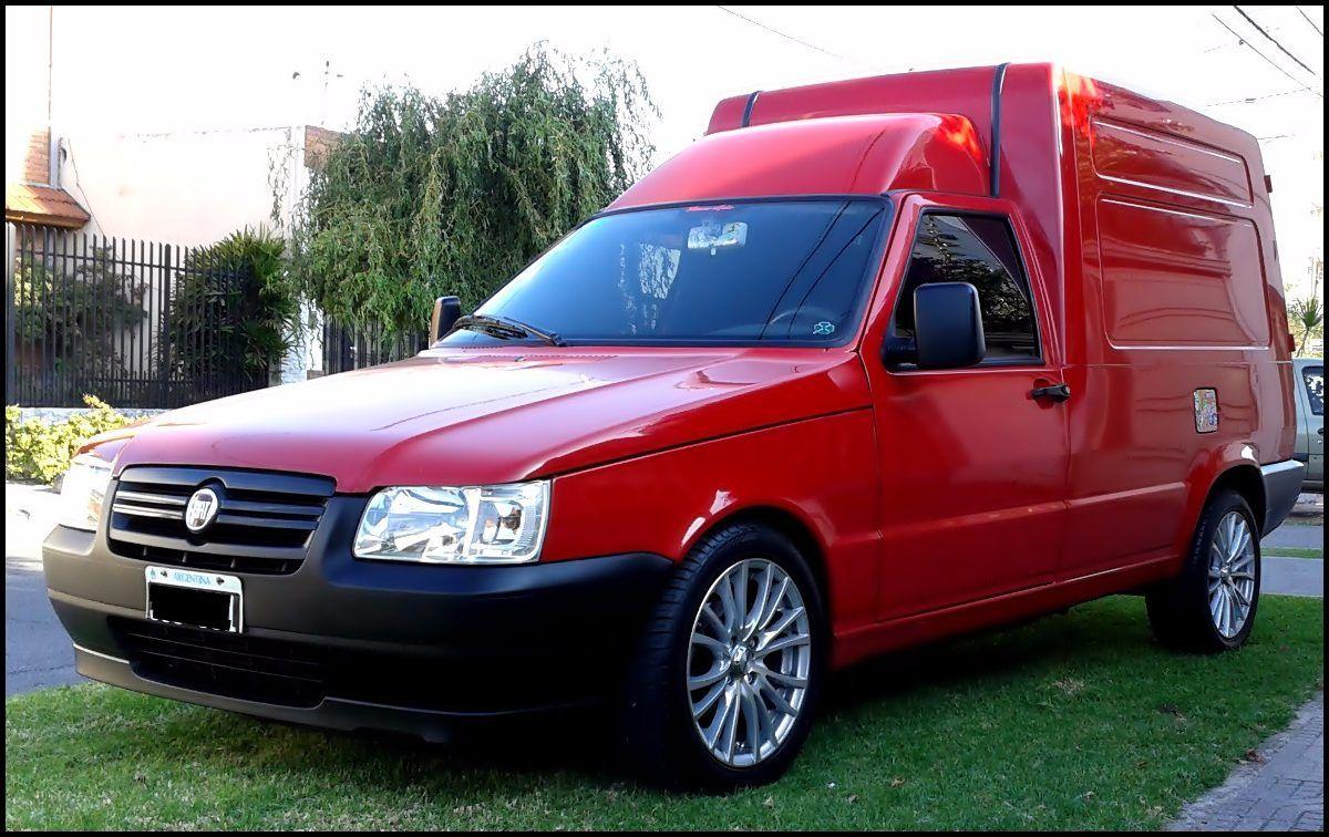 Fiat Fiorino 2010 1 3 Base Con Accesorios Unica Ano 2010