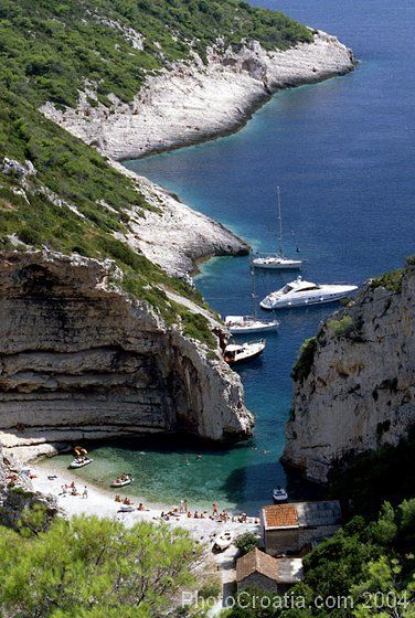 Vis, Croatia For year's I have been saying that the