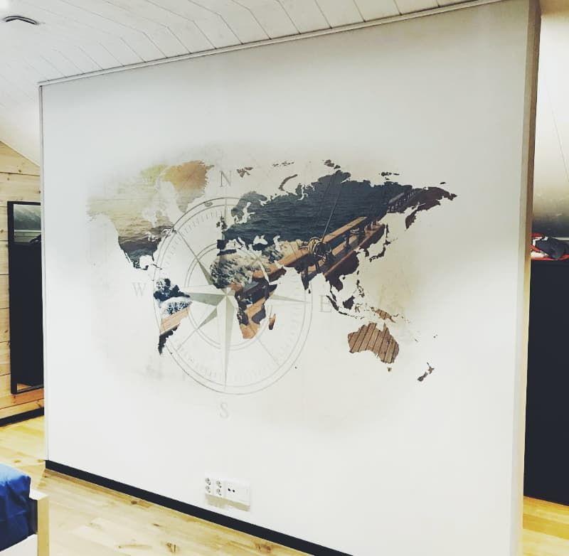 Individuelle Wanddrucke Wandtattoo Drucken Wandtattoos
