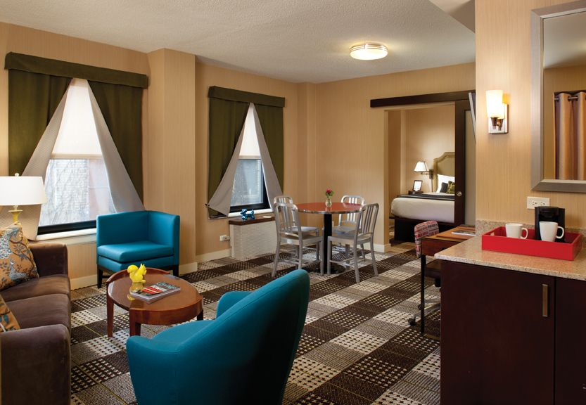 Hotel Lincoln A Joie De Vivre Hotel Hotel Lincoln Hotel Lincoln Chicago Hotel