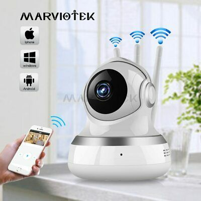 Details about Baby Monitor HD 1080P Wireless Smart Audio CCTV Camera Home Security IP Cameras #smartdevice
