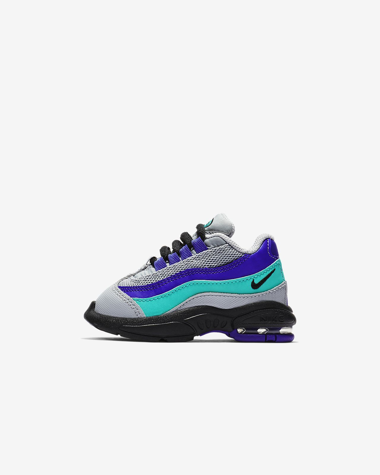 online retailer 5aa44 ce10e Nike Air Max  95 Infant Toddler Shoe
