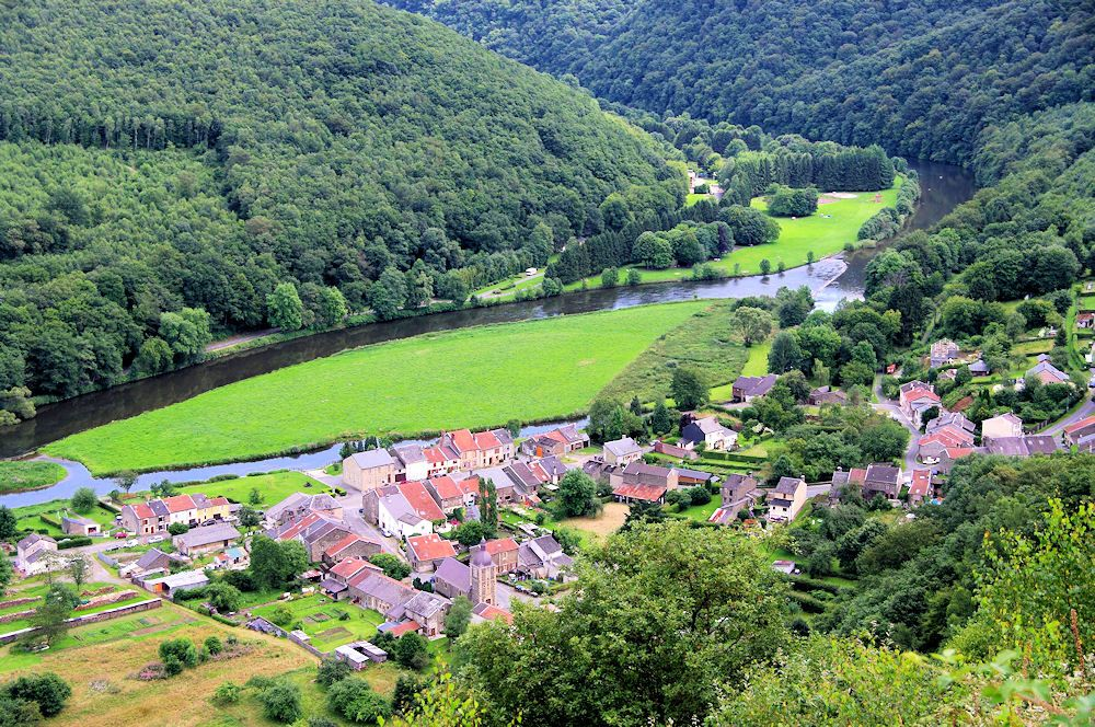 vallée de la semoy    08   ... - Gästehäuser in Thilay in les Ardennes (08)…