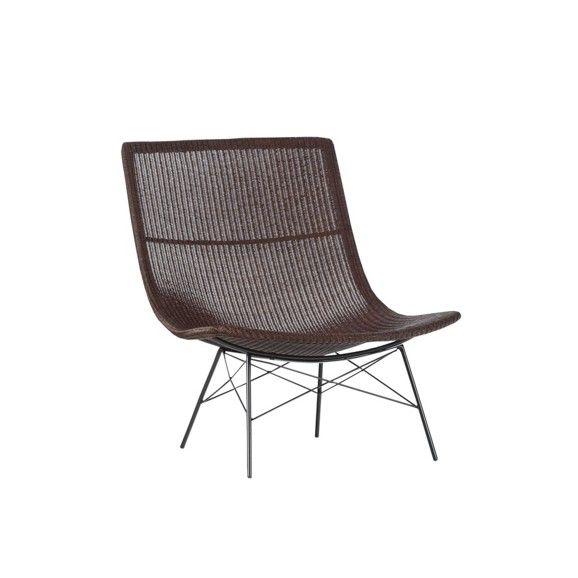 Sessel aus Rattangeflecht - der stylische Begleiter für gemütliche Stunden