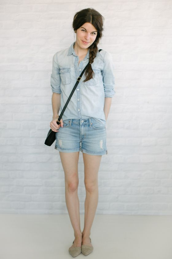 Minimalist Fashion, Jean Jean And Dark