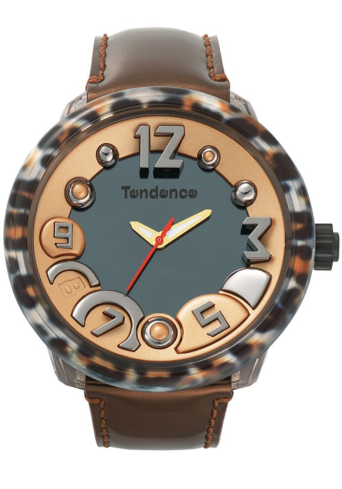 Tendence Animal Leopard TGF37203 Watch - Free Shipping from Watchismo