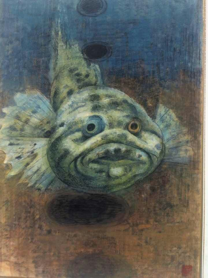 fish personification