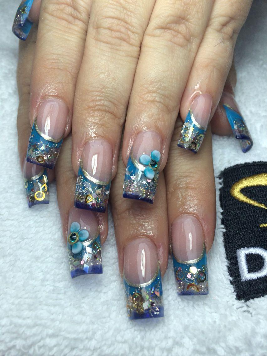 Nails uñas encapsulado Organic Nails | uñas | Pinterest | Uñas ...
