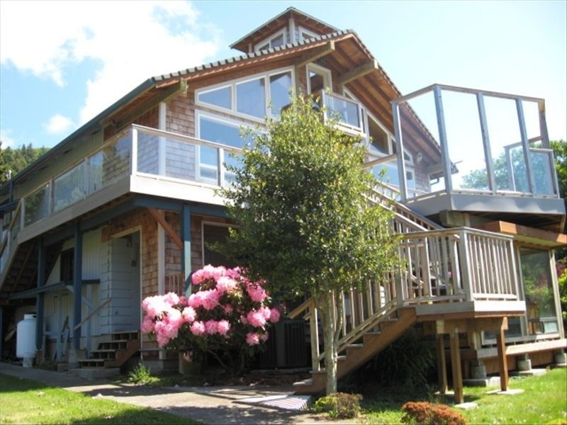 House vacation rental in yachats girls weekend