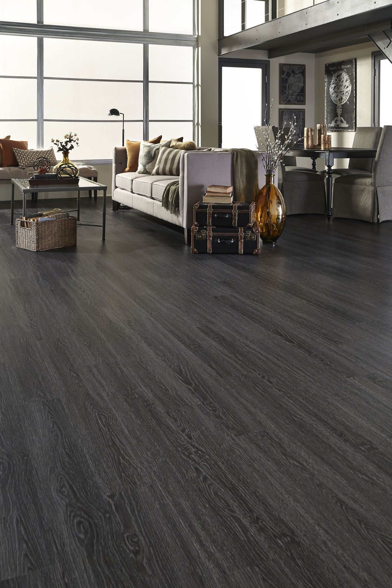 It S Part Of The Worry Proof Collection Floors That Can Stand Up To Life Spills And Splashes Allowing You Bring Latest Wood Look Trends