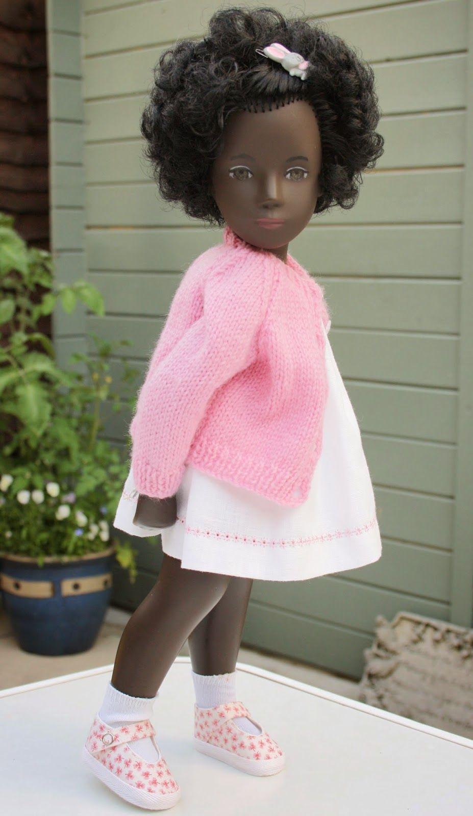 Sasha Doll UK. Sasha doll beautifully repainted by Shelly