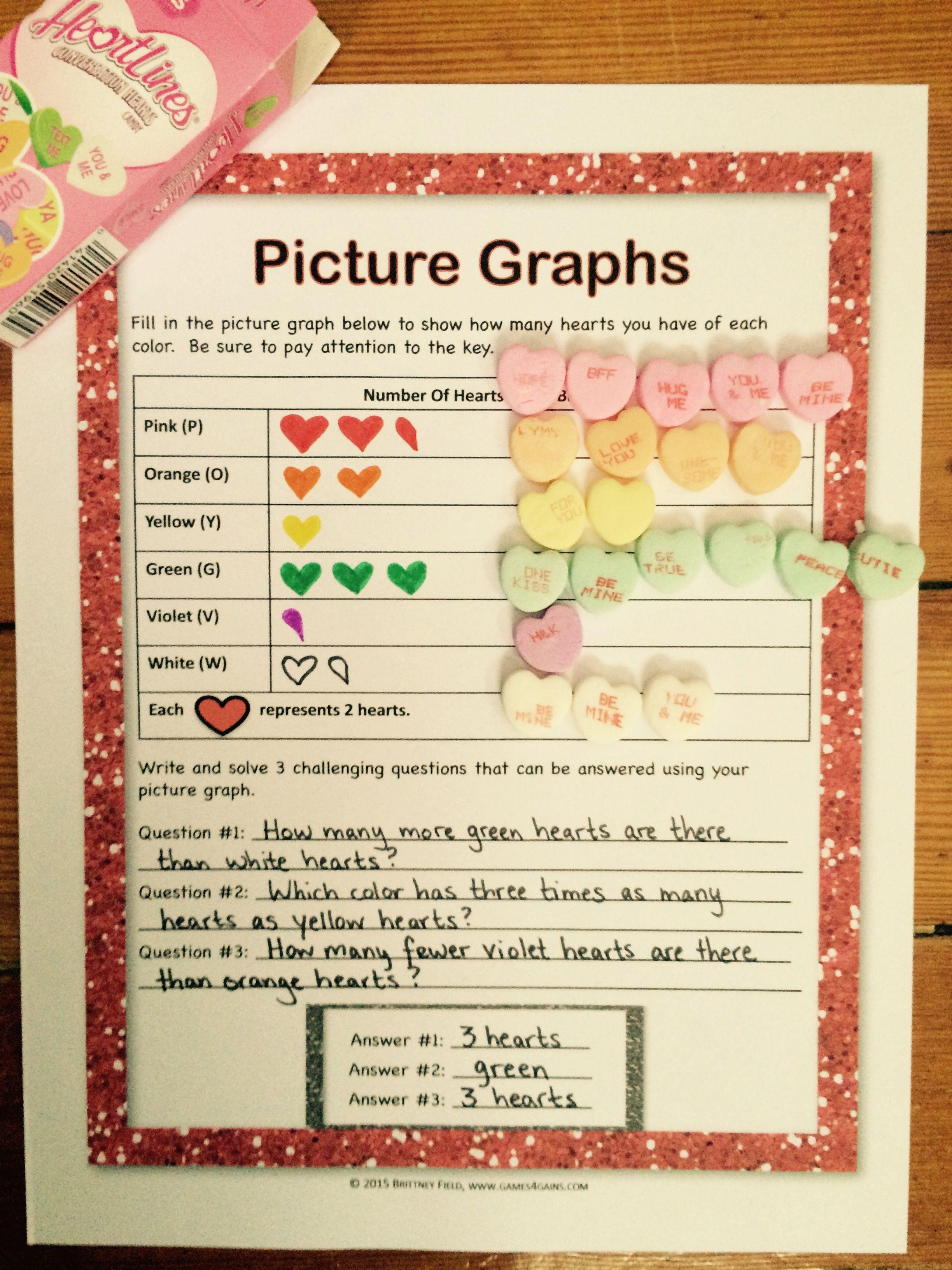Valentine S Day Activities Valentine S Day Math
