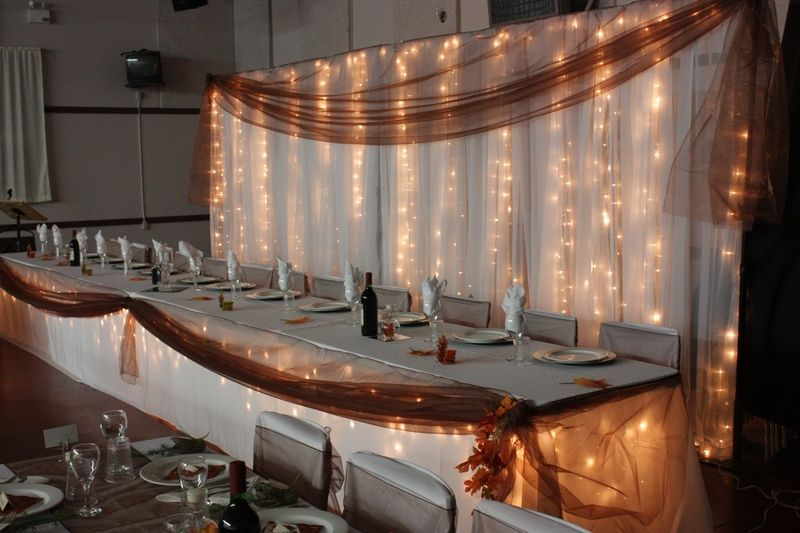 Wedding Decorations With Images Wedding Reception Hall