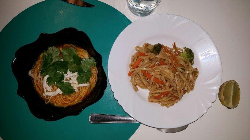 Voyage culinaire à Bali Soto Ayam et Mi Goreng merci @FredChesneau