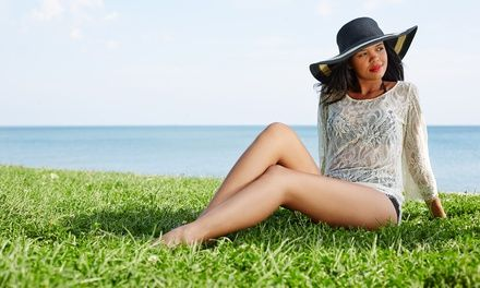 Six Laser Hair-Removal Treatments on a Small, Medium ...
