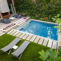 What Does An Inground Pool Cost In Ontario Bonavista Pools Pool Cost Lap Pool Cost Lap Pools Backyard
