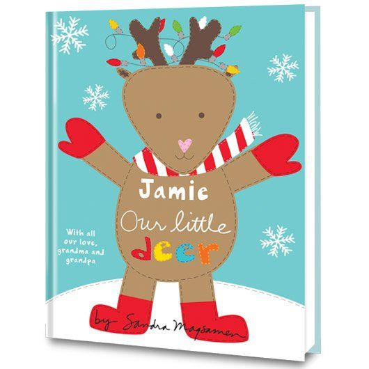Our Little Deer Personalized Book | Put Me In The Story