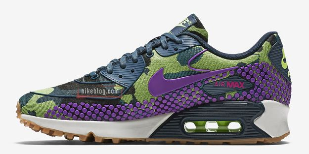 bb2bd9fcfddd This New Colorway of The Nike Air Max 90 Is Definitely Not For Everyone •  KicksOnFire.com