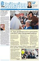 See the headlines in the March 7, 2014 issue of The Criterion.