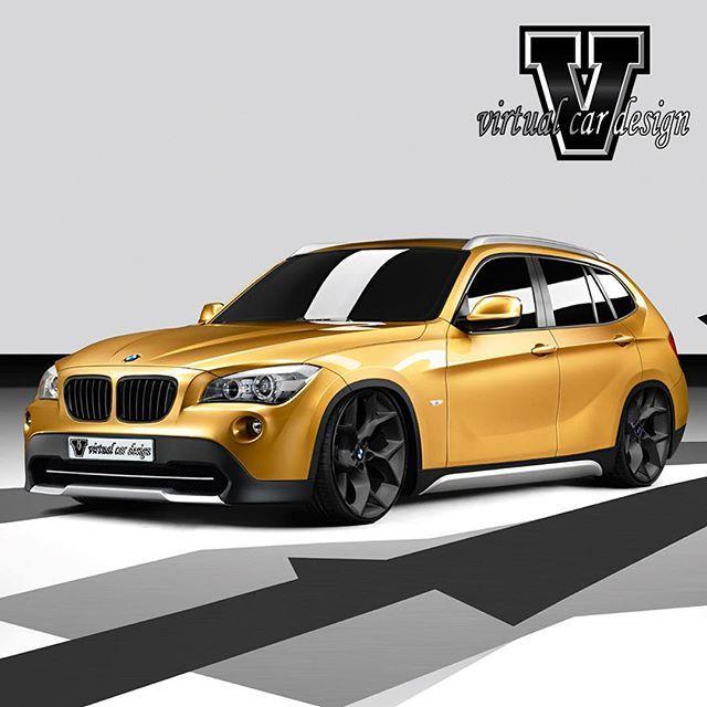BMW X1 2014 #BMW #X1 #BMWX1 #SUV #luxure #virtualcardesign