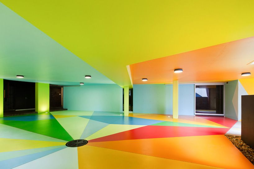 Craig Redman Karl Maiers Most Colorful Car Park The World Has Ever Seen