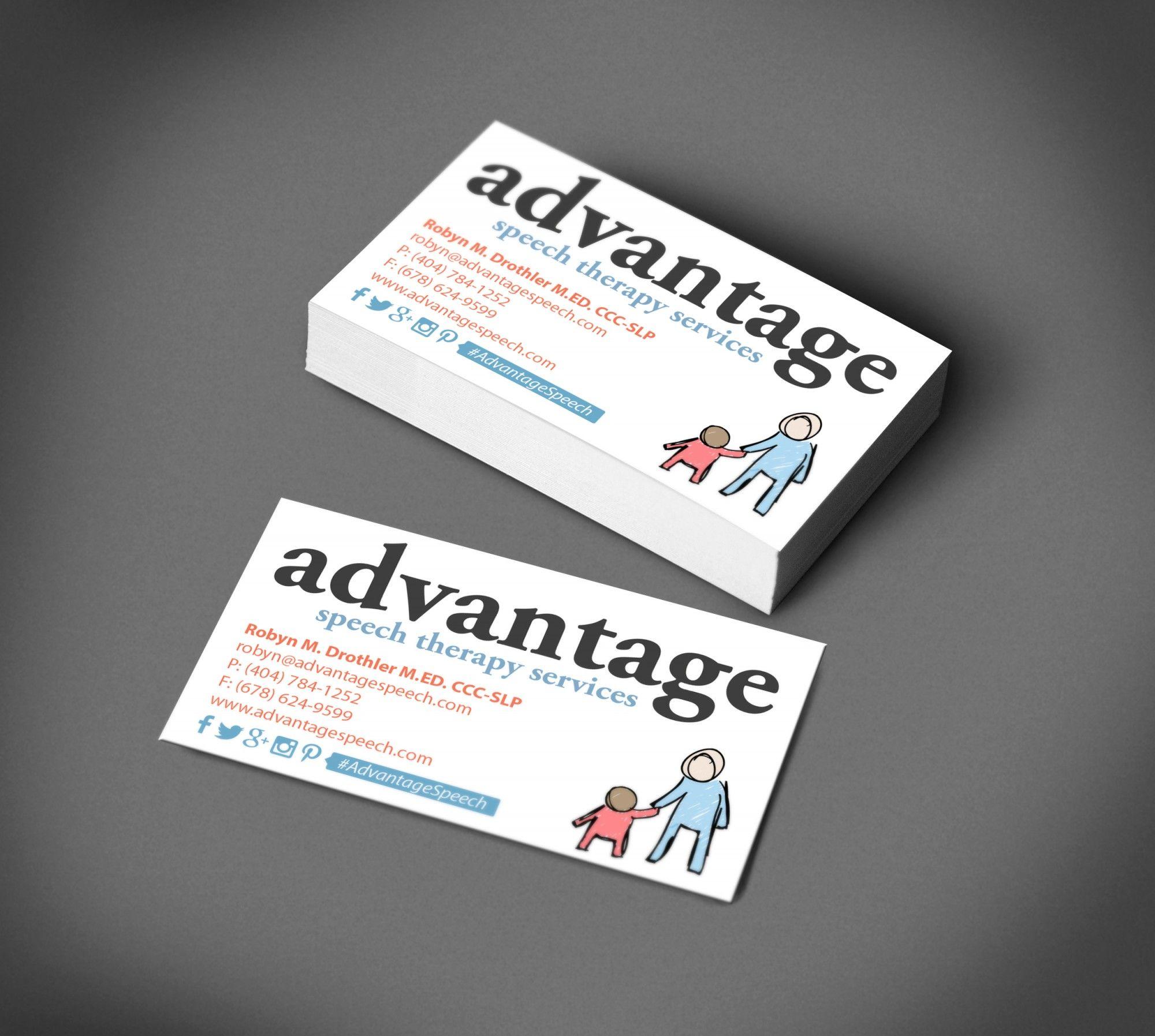 advantage speech therapy services market house