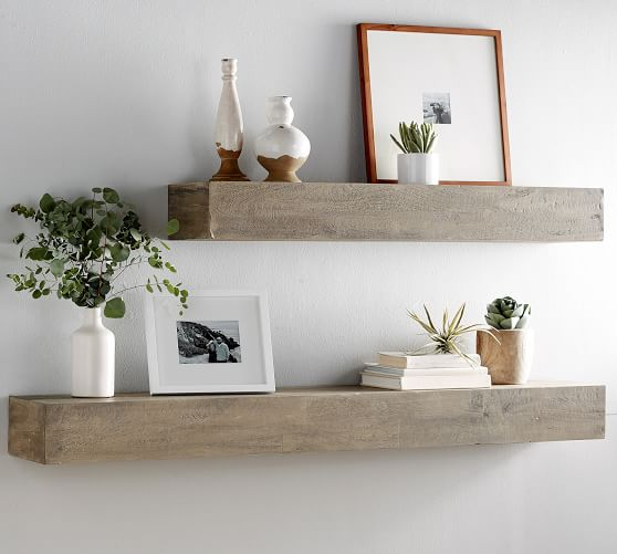 Benchwright Floating Shelves In 2020 Floating Shelves Decor