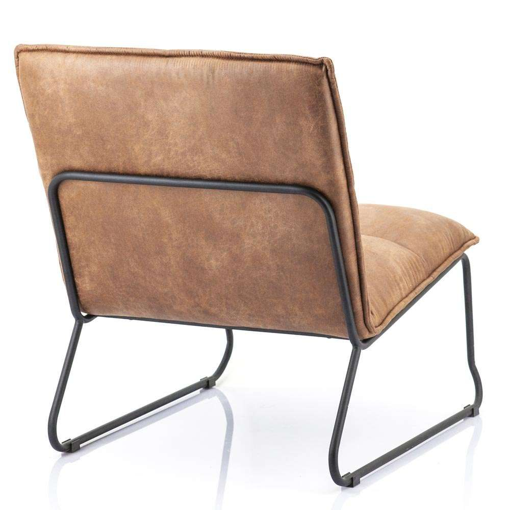 Lounge Chair Sessel Ruby Cognac In 2020 Lounge Chair Sessel Lounge