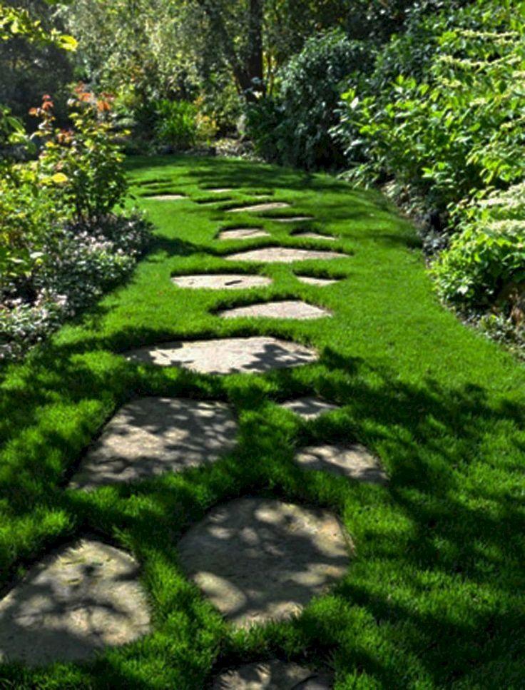 Easy diy garden stepping stones gardenstones with images