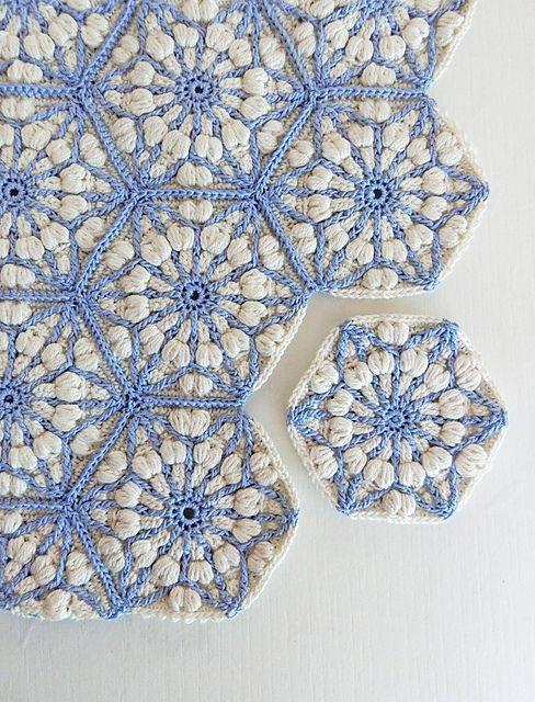 Asanoha hexagon pattern by goolgool | Galit Grosz Cabot | Deckchen ...
