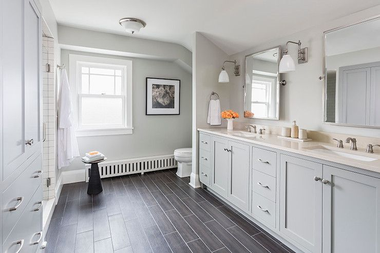 Casa Verde Design Bathrooms Benjamin Moore