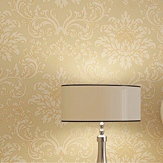 Aliexpress.com : Buy Europe Textured non woven Glitter Modern ...