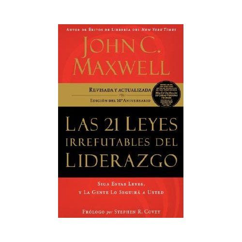 21 Leyes Irrefutables Del Liderazgo Book Cover Instagram Instagram Posts