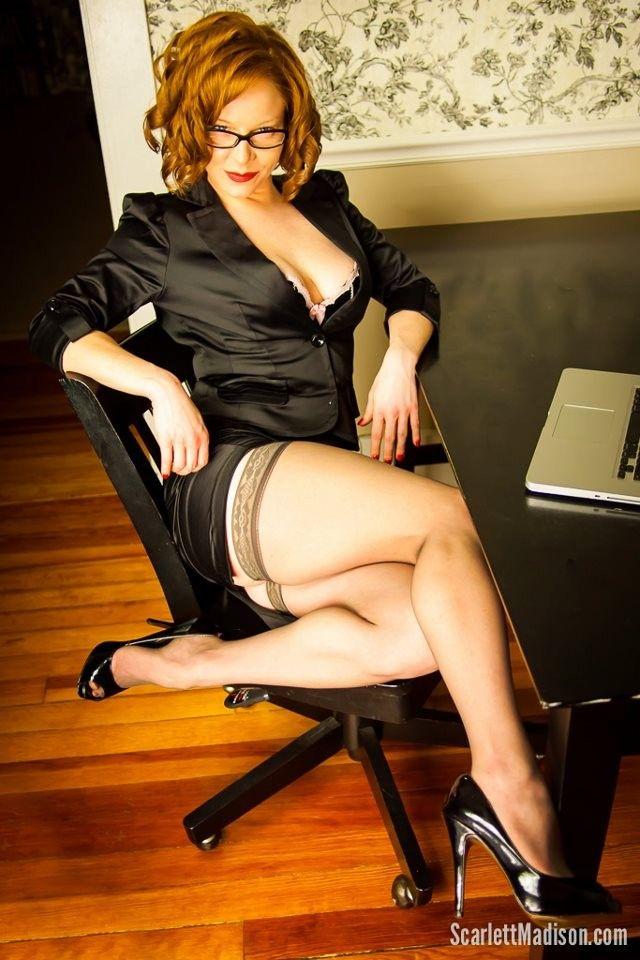 Hübsche SekretäRin