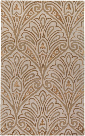 Bob mackie designed this gorgeous rug with a whimsical for A b mackie salon