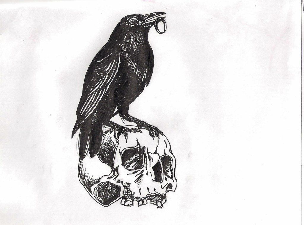 crow tattoo recherche google art pinterest crows tattoo drawings and tattoo. Black Bedroom Furniture Sets. Home Design Ideas