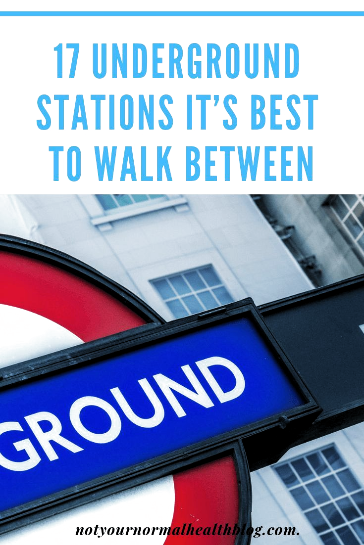 If youre travelling to London youre going to travel on the tube at some point, but, before you jump...