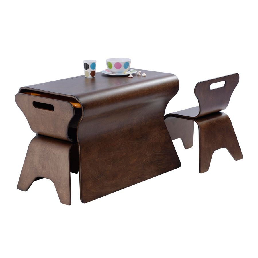 Virlova Style: [Pieza de la Semana] Otto Bloom, una mesa para jugar ...