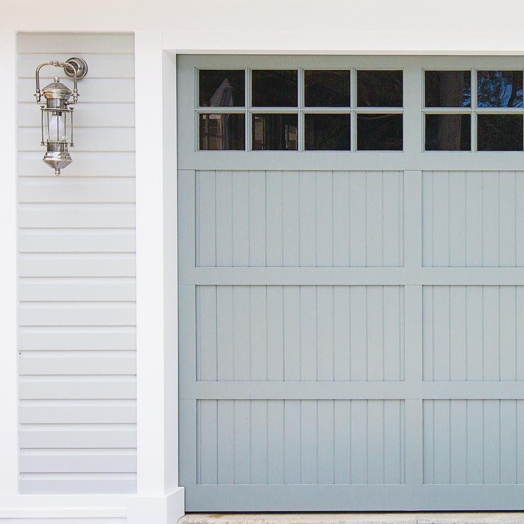 Modern Garage Doors In An Astonishing Protection: Pin By Marie Nunez On House In 2019