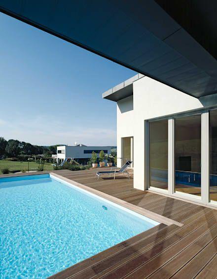Wunderbar Swimming Pool Designs, Ideen Und Bilder | Pool Designs, Swimming Pools And  Modern Pools