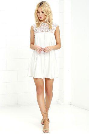 Little White Dresseslong Short White Dresses For Juniors
