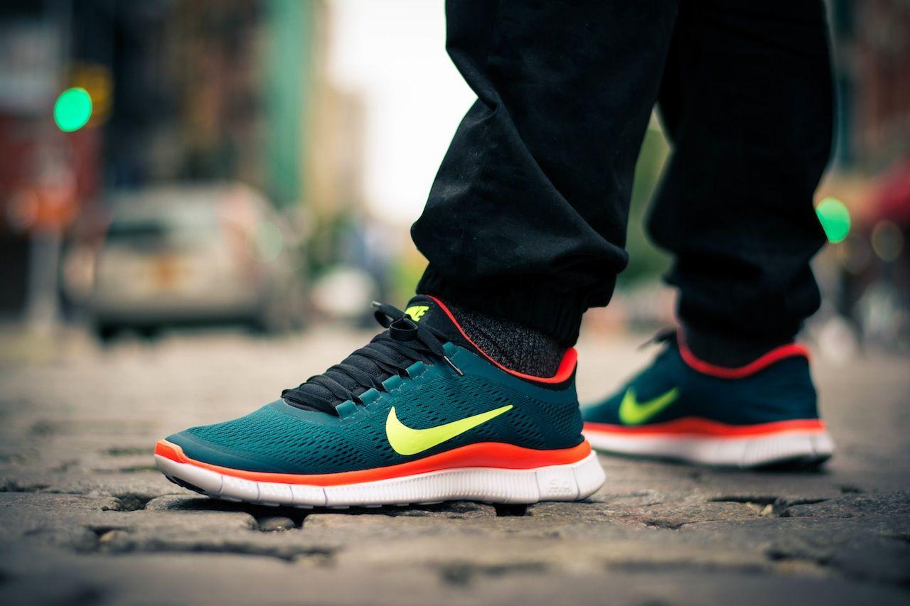 "Customizer: Nike iD x Vagrant Sneaker Free 3.0 ""Colors"
