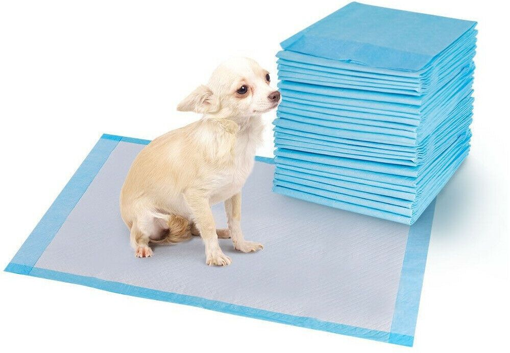Details About 300 Ct 17 X24 Pet Dog Wee Pee Piddle Indoor Super