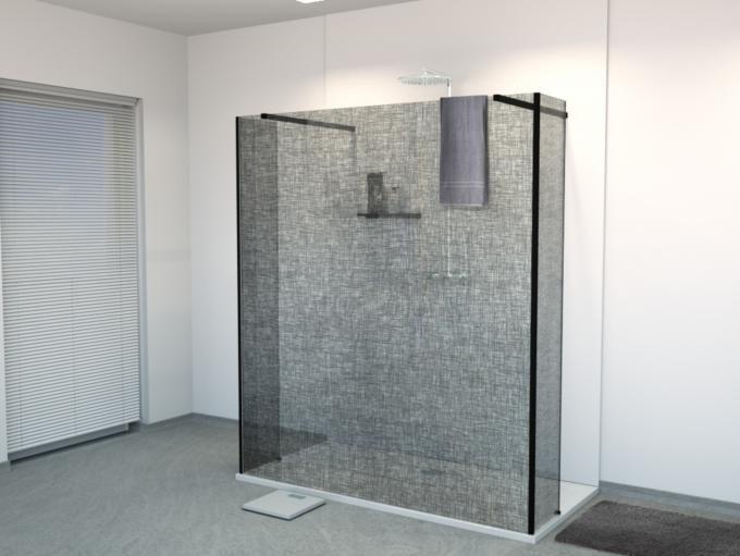 Modular Shower System douche de plain-pied 160 cm - X2O Le